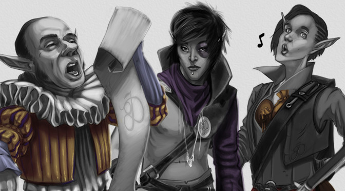 DnD Characters-DnDFeatureImage